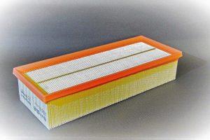 salono oro filtras keitimas